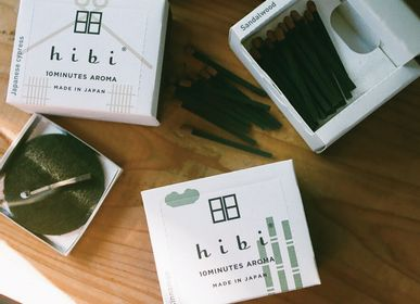 Parfums d'intérieur - Grande boîte de parfum japonais - HIBI
