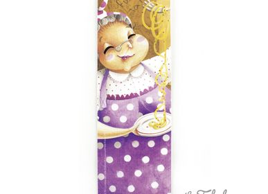 Stationery store - Bookmark Les Fabuleuses d'Emilie FIALA Nonna - LES FABULEUSES D'EMILIE FIALA