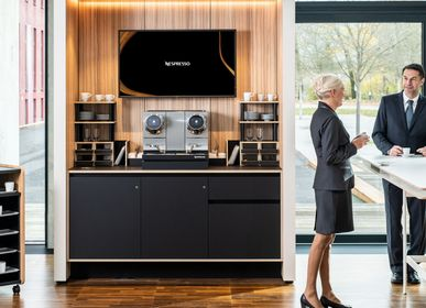 Office furniture and storage - Cafe NOOX office furniture - BENE
