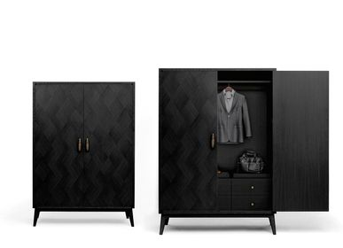 Wardrobe - Afonso Oak Cabinet  - MYTTO
