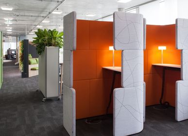 Office design and planning - DOCKLANDS Office - BENE