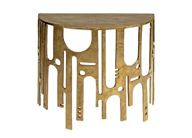 Console tables - SAVAGE CONSOLE TABLE - VERSMISSEN