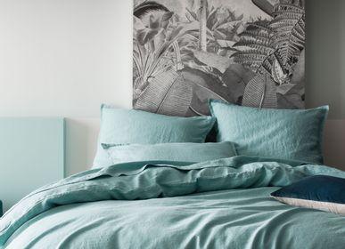Bed linens - Rêve de Lin - BLANC CERISE