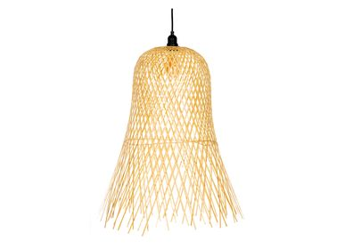Hanging lights - Bamboo pendant lamp IL70049 - ANDREA HOUSE