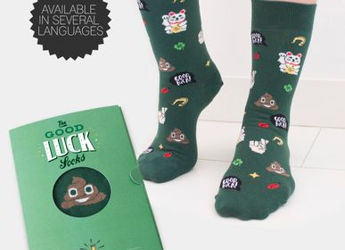 Socks - The Good Luck Socks - DESIGNER SOUVENIRS