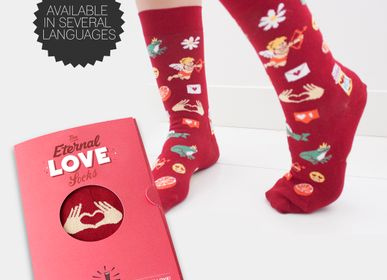 Socks - The Eternal Love Socks - DESIGNER SOUVENIRS