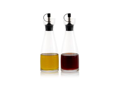 Kitchen utensils - Glass oil & vinegar set MS70220 - ANDREA HOUSE