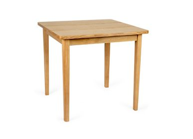 Dining Tables - Ash wood square table MU70000 - ANDREA HOUSE