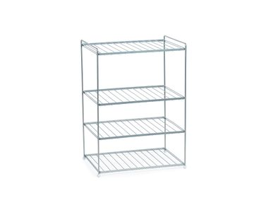 Kitchens - Aluminium 4-tier shelf OR70182 - ANDREA HOUSE