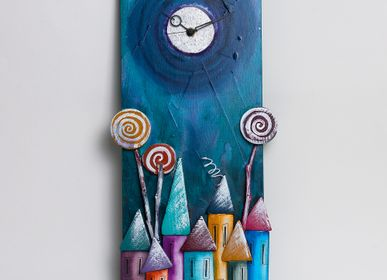 Clocks - Epitoiho | Wall Clock - PITEROS DIMITRIS
