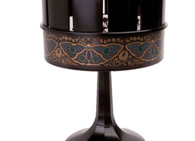 Decorative objects - Zoetrope Miniature Black - HEMISFERIUM