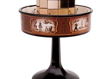 Cadeaux - Praxinoscope Miniature Classique Noir - HEMISFERIUM