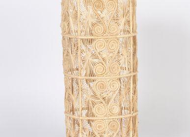 Objets de décoration - Grand Vase Ouragan À Bobine - MYTO DESIGN RITUAL COLOMBIA