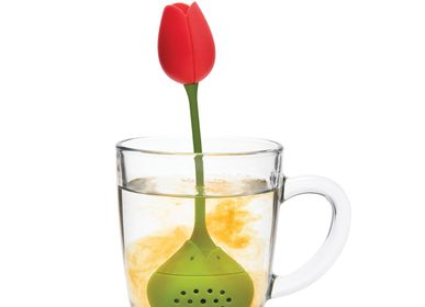 Mugs - Tea Sub Tea Tulip Umbrella 3 Tea Balls - PA DESIGN