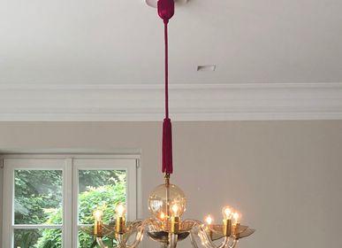Hanging lights - M.Maurer Lamp Passementerie  - M. MAURER