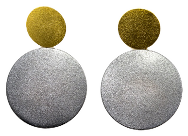 Bijoux - Boucles d'Oreilles/1174A/Collection Antithesis - CHARACTER JEWELS