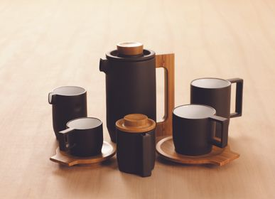 Tea and coffee accessories - Purple Clay Coffee Press - JIA