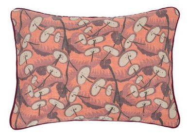 Fabric cushions - Russian cushions - LE MONDE SAUVAGE BEATRICE LAVAL