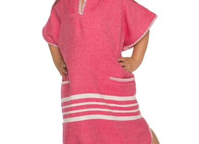 Bath - KIDS  SULTAN PANCHO COTTON HANDWOVEN - LALAY