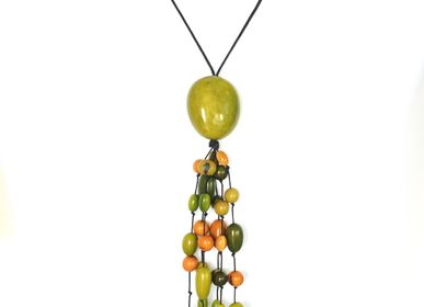 Jewelry - Tutti Frutti Pendant - TAGUA AND CO