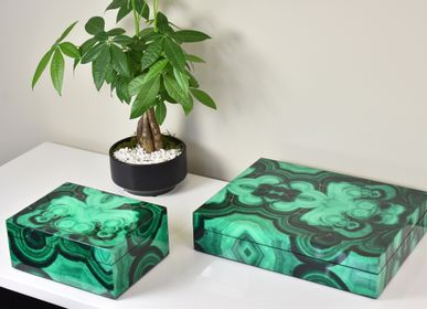 Decorative objects - Malachite Collection - PACIFIC CONNECTIONS