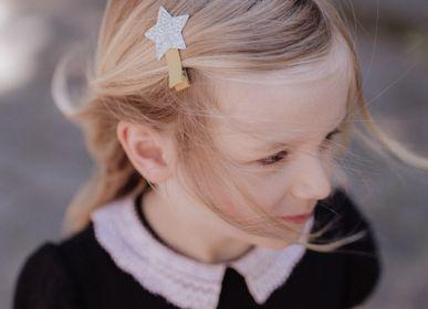 Accessoires cheveux - Barrettes clip - AU ROYAUME DES FILLES