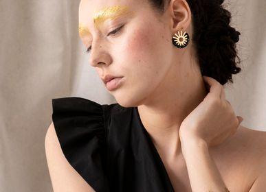 Jewelry - earrings - studs n.1 CASSIOPEE - PEAU DE FLEUR