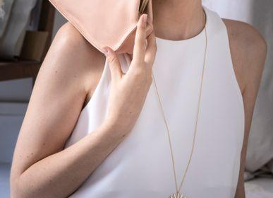 Bijoux - collier - sautoir n.1 ANDROMEDE - PEAU DE FLEUR