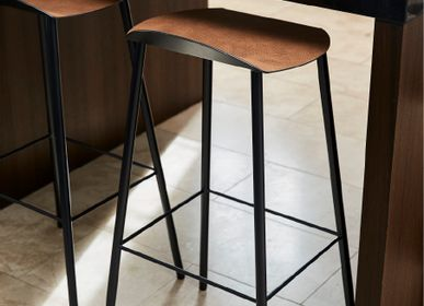 Chairs - FLAMINGO HIGH STOOL - LIND DNA