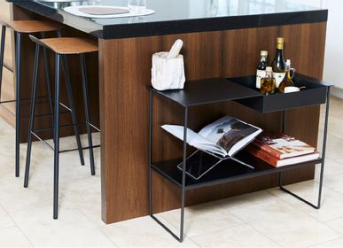 Consoles - CONSOLE TABLE STORAGE - LIND DNA