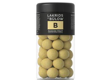 Confiserie - B – PASSION FRUIT CHOCOLATE COATED LIQUORICE - LAKRIDS BY BÜLOW