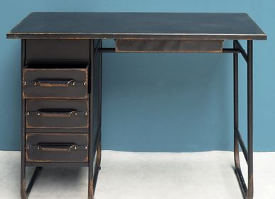 "Desks - Metal office table ""Lupin"" - CHEHOMA"