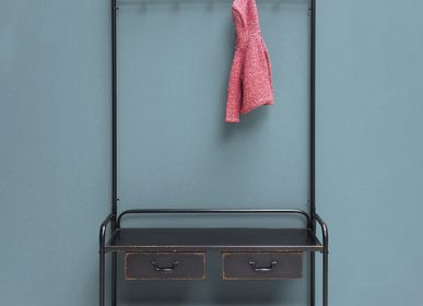 "Shelves - Metal coat hanger ""Lupin"" - CHEHOMA"