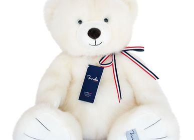 Soft toy - L'Ours Français 50 cm - MAILOU TRADITION - DOUDOU ET COMPAGNIE