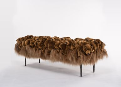 Benches - Grizzly bench 2020 - APCOLLECTION