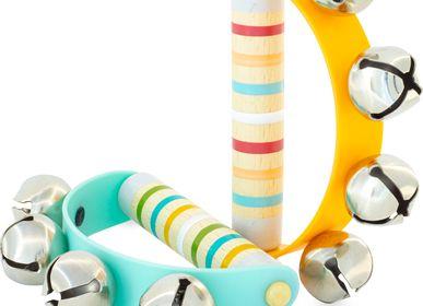 Toys - HANDLE 4 BELLS - ULYSSE COULEURS D'ENFANCE