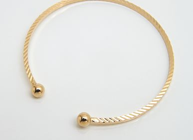 Jewelry - STREAK Bangle - LES FEMMES À BARBES