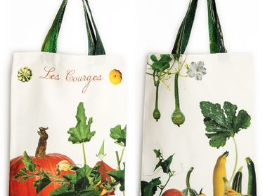 Bags and totes - Tote bags The Vegetables - MARON BOUILLIE