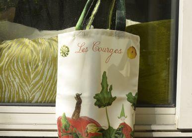 Sacs et cabas - Sacs Les Légumes - MARON BOUILLIE
