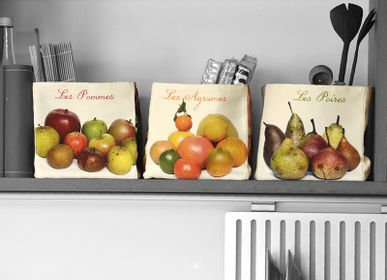 Kitchen Furniture - Fruits storage Boxes - MARON BOUILLIE
