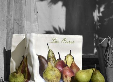 Homeweartextile - Boites de rangement Fruits - MARON BOUILLIE
