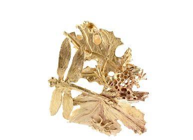 Jewelry - LEAVES jewels  - PATRIZIA CORVAGLIA JEWELRY AND ART