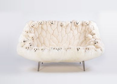 Objets design - Canapé snow seal  - APCOLLECTION