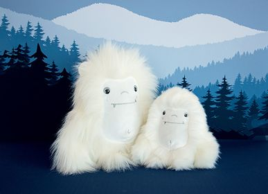 Peluches - YETI CROC'N'ROLL TGM - HISTOIRE D'OURS