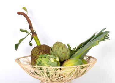 Objets de décoration - Palenque Bol à fruits - MYTO DESIGN RITUAL COLOMBIA