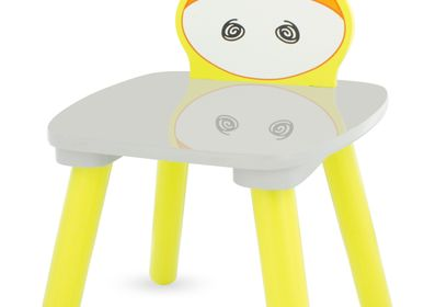 Tables and chairs for children - SAFARI CHAIR: GIRAFFE - ULYSSE COULEURS D'ENFANCE