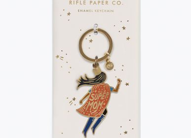 Travel accessories / suitcase - Metal Key Ring Rifle Paper Co. - ATOMIC SODA
