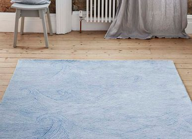Contemporain - Tapis Seascape - ABIGAIL EDWARDS LTD