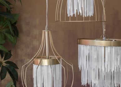 Hanging lights - Selenite Pendant lamps - ZENZA