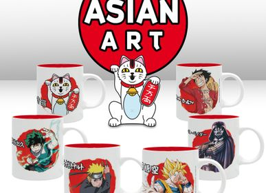 Tasses et mugs - MUGS - COLLECTION ASIAN ART - THE GOOD GIFT